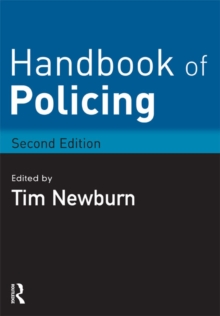 Image for Handbook of policing