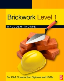 Image for Brickwork: for CAA Construction Diploma and NVQs.