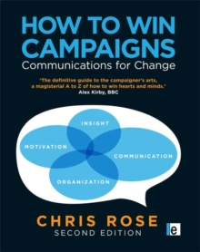 Image for How to win campaigns: communications for change