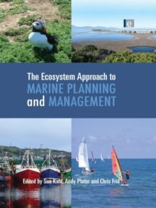 Image for The ecosystem approach to marine planning and management