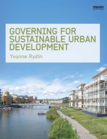 Image for Governing for sustainable urban development