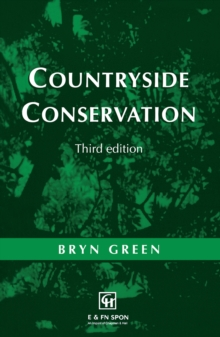 Image for Countryside conservation: land ecology, planning and management.
