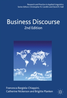Image for Business discourse