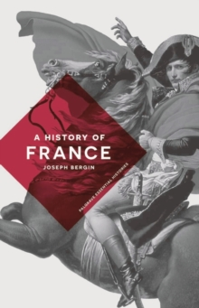 Image for A history of France