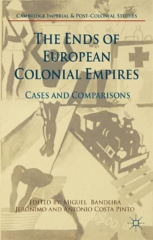 Ends of European Colonial Empires