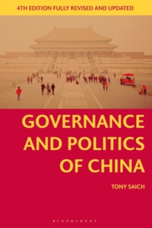 Image for Governance and politics of China