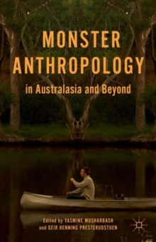 Image for Monster anthropology in Australasia and beyond