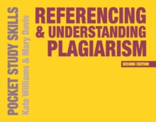 Image for Referencing & understanding plagiarism