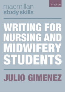Image for Writing for nursing and midwifery students
