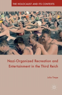 Image for Nazi-organized recreation and entertainment in the Third Reich