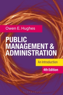 Image for Public management and administration  : an introduction