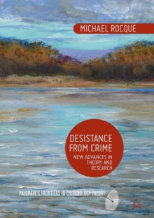 Image for Desistance from crime  : new advances in theory and research