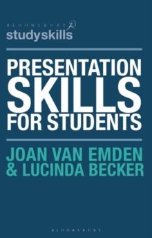 Image for Presentation skills for students
