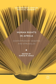 Image for Human rights in Africa  : contemporary debates and struggles