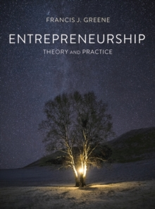 Image for Entrepreneurship theory and practice