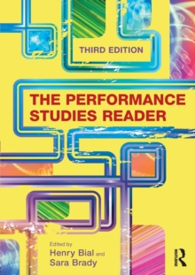 Image for The performance studies reader