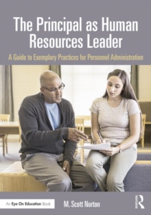 Image for The principal as human resources leader  : a guide to exemplary practices for personnel administration