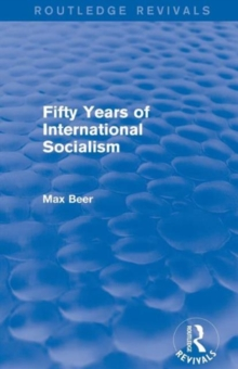 Image for Fifty years of international socialism