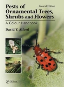 Image for Pests of Ornamental Trees, Shrubs and Flowers : A Colour Handbook, Second Edition
