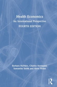 Image for Health economics  : an international perspective