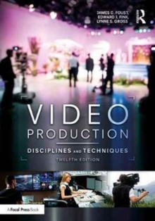 Image for Video production  : disciplines and techniques