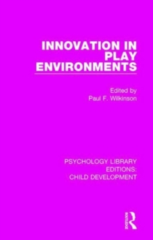 Image for Innovation in play environments