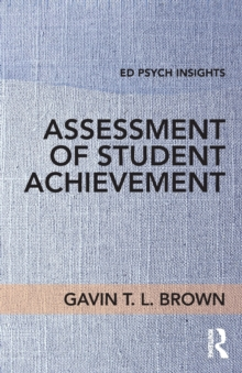 Image for Assessment of student achievement