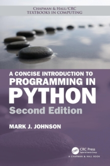 Image for A concise introduction to programming in Python