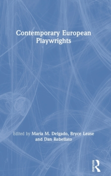 Image for Contemporary European playwrights