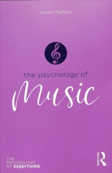 Image for Psychology of music