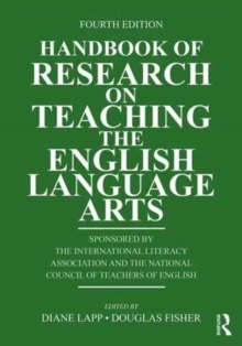 Image for Handbook of research on teaching the English language arts