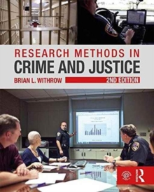 Image for Research methods in crime and justice