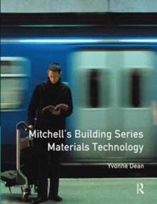 Image for Materials technology