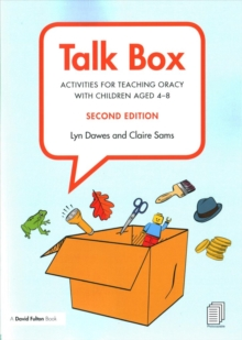Image for Talk box  : talk for learning: Ages 4-8