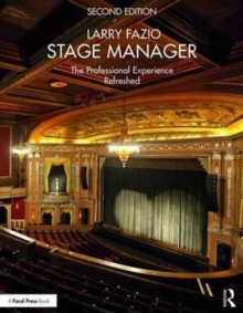 Image for Stage manager  : the professional experience - refreshed
