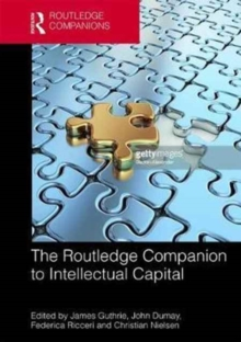 Image for The Routledge companion to intellectual capital
