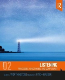 Image for Listening  : processes, functions and competency