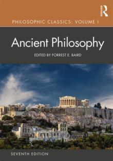 Image for Philosophic classics: Ancient philosophy