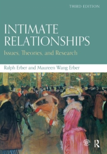 Image for Intimate relationships  : issues, theories, and research