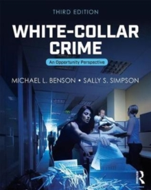 Image for White collar crime  : an opportunity perspective