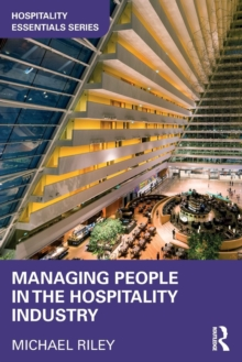 Image for Managing people in the hospitality industry