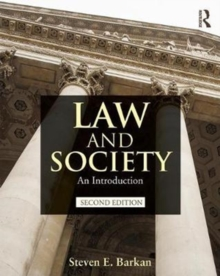 Image for Law and society  : an introduction