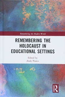Image for Remembering the Holocaust in educational settings