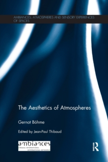 Image for The aesthetics of atmospheres