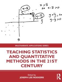 Image for Teaching statistics and quantitative methods in the 21st century