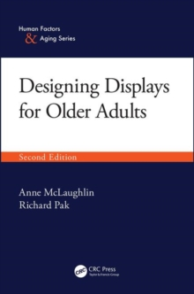 Image for Designing displays for older adults