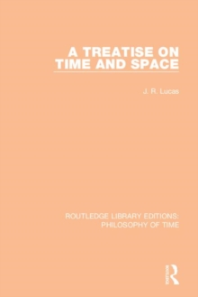 Image for A treatise on time and space