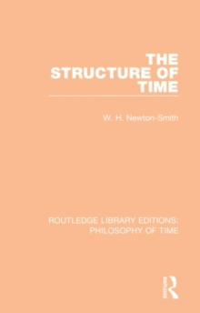Image for The Structure of Time