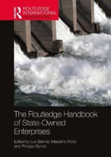 Image for The Routledge handbook of state-owned enterprises