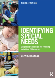 Image for Identifying special needs  : diagnostic checklists for profiling individual differences